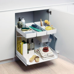 Kitchen Tower Universal Pull-out | Kitchen organization | peka-system
