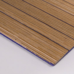 Plexwood Acoustic - Wool felt flexible | Wall veneers | Plexwood