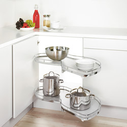 LeMans II Corner Pull-out | Kitchen organization | peka-system