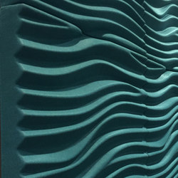 Wave | Sound absorbing wall systems | Soundtect