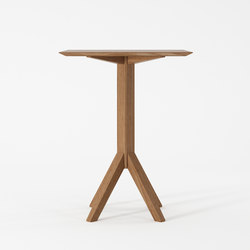 New Bistro Square BAR TABLE | Standing tables | Karpenter