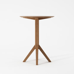 New Bistro Round BAR TABLE | Standing tables | Karpenter