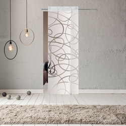 Sliding Door⎟Aura | Internal doors | Casali