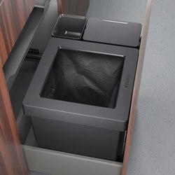 Oeko Universal Sistema di rifiuti | Organizzazione cucina | peka-system