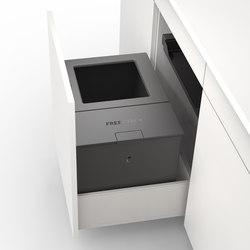 Oeko FreezyBoy Universal Sistema de reciclaje | Organización cocina | peka-system