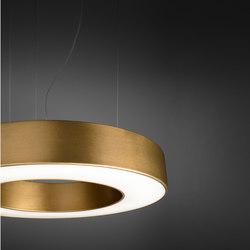 Silver Ring | Lámparas de suspensión | Panzeri