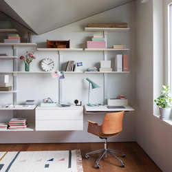 Pecasa Home office | Shelving | peka-system