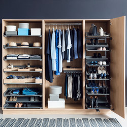 Pleno Shoe Pull-out | Shelving | peka-system