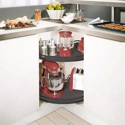 Revo Carousel | Kitchen organization | peka-system