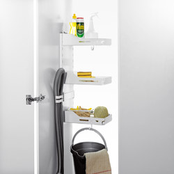 Sesam Standard For Cleaning Cupboards | Kitchen organization | peka-system