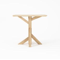 Ki SQUARE DINING TABLE | Mesas comedor | Karpenter