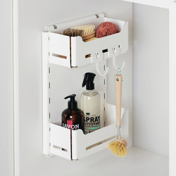 Sesam Mini Shelf System | Kitchen organization | peka-system