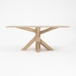 Ki RECTANGULAR DINING TABLE | Dining tables | Karpenter