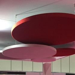 Class Circle | Paneles fonoabsorbentes de suspensión | Soundtect