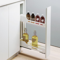 Snello Base Unit Pull-out | Kitchen organization | peka-system