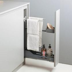 Snello Base Unit Pull-out | Kitchen organization | peka-system