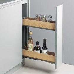 Snello Mueble bajo | Organización cocina | peka-system