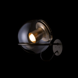 The Globe | 727 | Wall lights | Oluce