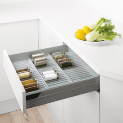 Spice Rack | Kitchen organization | peka-system