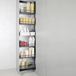 Standard Despensa extraíble Hochschrank | Organización cocina | peka-system