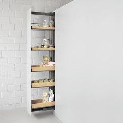 Standard Armadio da cucina Hochschrank | Organizzazione cucina | peka-system