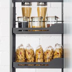 Standard Hochschrank Larder Pull-out | Kitchen organization | peka-system