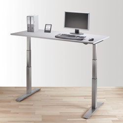 TopMotion Soporte de mesa | Caballetes de mesa | peka-system
