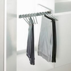 Trouser Rails   Storage   peka-system