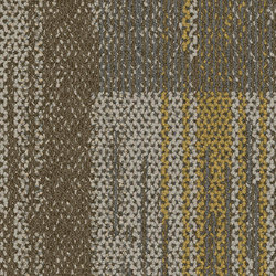 Aerial Collection AE315 Fog/Citron | Carpet tiles | Interface USA