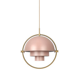 Multi-Lite Pendant Lamp | Suspensions | GUBI