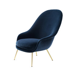 Bat Lounge Chair | Fauteuils | GUBI