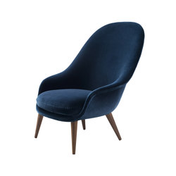 Bat Lounge Chair | Sessel | GUBI