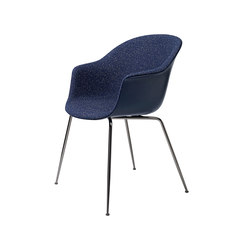 Beetle Dining Armchair - Conic Base | Sillas | GUBI