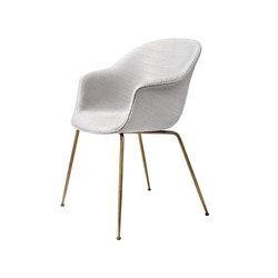 Beetle Dining Armchair - Conic Base | Chairs | GUBI