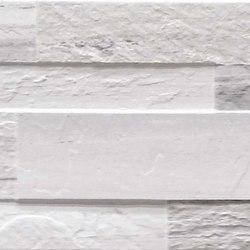 Palissandro 3D White | Carrelage céramique | Rondine
