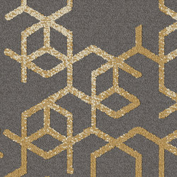 Let It Bee - Bee's Knees Daylight | Carpet tiles | Interface USA