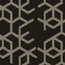 Let It Bee - Bee's Knees Desert Shadow | Carpet tiles | Interface USA