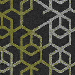 Let It Bee - Bee's Knees Dew | Carpet tiles | Interface USA