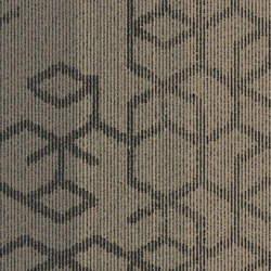 Let It Bee - Honey Do Fawn | Carpet tiles | Interface USA