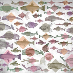 Aquarium | Carta parati / tappezzeria | WallPepper