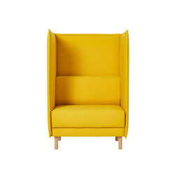 Private High Back 1 Seater | Armchairs | ICONS OF DENMARK