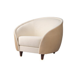Revers Lounge Chair | Poltrone | GUBI