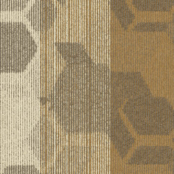 Let It Bee - Honey Don't Daylight | Carpet tiles | Interface USA