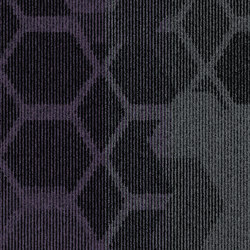 Let It Bee - Honey Don't Twilight | Carpet tiles | Interface USA