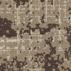 View From Above - Head in theClouds Rolling Desert | Carpet tiles | Interface USA