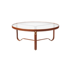 Adnet Coffee Table Circulaire - Ø 100 | Coffee tables | GUBI