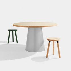 Dial Table - Cone Base   Mesas comedor   DesignByThem