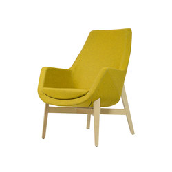 Kinzika M | Armchairs | SMV Sitz- & Objektmöbel