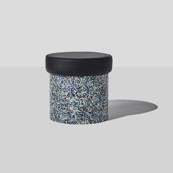 Confetti Ottomans | Pouf | DesignByThem