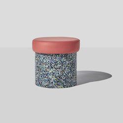 Confetti Ottomans | Pufs | DesignByThem